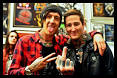 Image result for austin carlile dating mitch lucker's wife