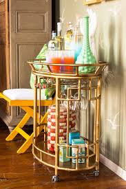 jenny castle design march 2013 outfitting a bar cart