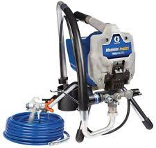 paint sprayer graco magnum prox21 stand airless compact paint sprayer 17g181 ebay
