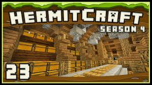 hermitcraft 4 new storage room design for my survival base youtube