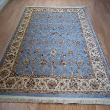 Duck Rugs Beluchi Florence Rugs In Duck Egg Blue The Rug Retailer