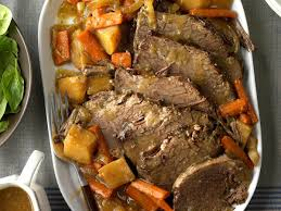 50 slow cooked sunday dinners taste of home