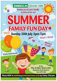 Family Day Invitation Card What U0027s New Flyer