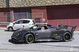 pagani pagani zonda lm roadster 13 april 2017 autogespot