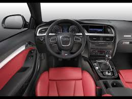 audi s4 interior red inside so missing by baby car