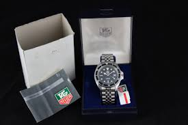 ultimate guide to the heuer tag heuer 1000 the home of tag