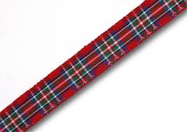 tartan ribbon stewart royal tartan ribbon 10mm tartan ribbon the scottish shop