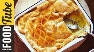 cuisine oliver s chicken pie
