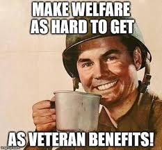 How To Get Welfare Meme - they should then maybe there won t be as many on welfare as there