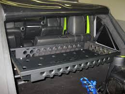 cargo rack for jeep wrangler jk rear cargo basket