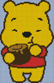 hama bead letter templates 91 best pooh friends perler bead images on pinterest hama winnie the pooh perler bead pattern adorable baby quilt