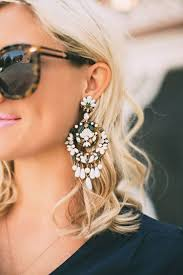 large earrings best 25 big earrings ideas on statement jewelry