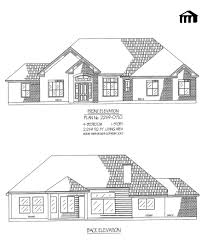 100 new one story house plans 4 bedroom house plans and