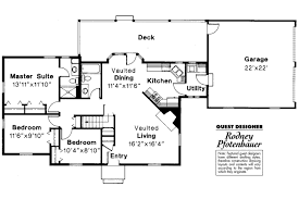 cottage house plans ayersville 42 002 associated designs