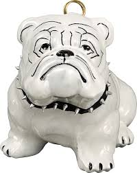 pet set bulldog ornament a of dogs for the