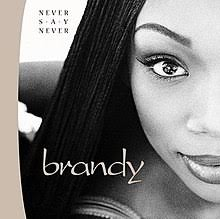 Thompson Products Inc Photo Albums Never Say Never Brandy Album Wikipedia