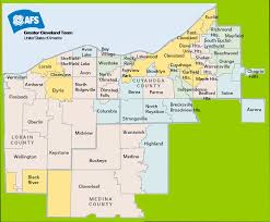 Brunswick Ohio Map by Greater Cleveland Afs Usa Area Team