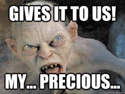 Gollum Meme - gollum my precious meme lekton info