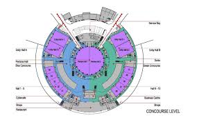 Orange County Convention Center Floor Plan by Floor Plan Sydney Convention Centre Floor House Plans With Pictures