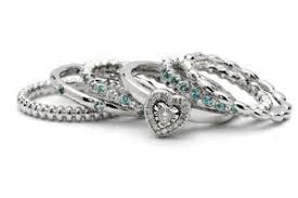 birthstone stackable rings for jewelers stackable rings