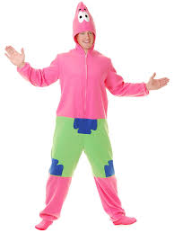 Halloween Party Costume Ideas Men Patrick Costume See More Spongebob Inspired Costumes At Www