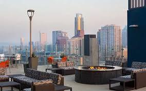 austin appartments downtown austin tx apartments on rainey street skyhouse austin