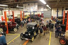 cape cod look cape tech students get a look at antique cars