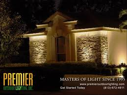 wall wash landscape lighting wall washing photo gallery image 12 premier outdoor lighting within