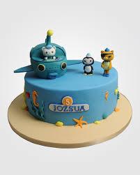 octonauts birthday cake octonauts cake cb8141 panari cakes