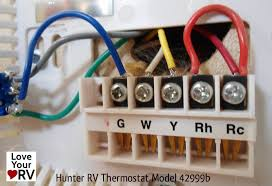 100 six wire thermostat diagram 5 2 day programmable