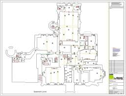 large house plans floor plan drawings measured building surveys