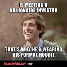 Hoodie Meme - silicon valley meme formal hoodie on bingememe
