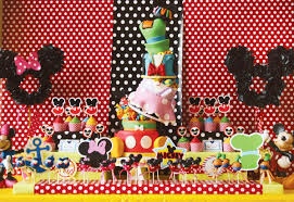 amanda u0027s parties to go mickey mouse disney carnival party
