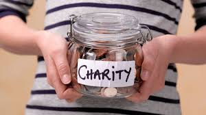 charity means applying your talent energy money resources
