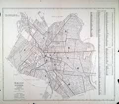 Prospect Park Map Historic Paterson