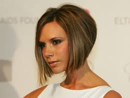 posh spice bob hair cuts pictures on spice cut hair style shoulder length hairstyles