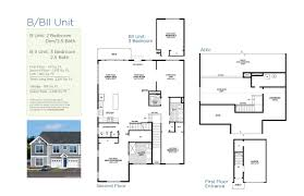 Kaufman Lofts Floor Plans by The B Model Country Pointe Huntington