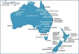 auckland australia map new zealand and australia map toursmaps