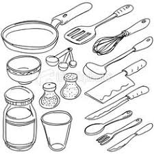 kitchen tools and equipment kitchen tools and equipment drawing clipartxtras