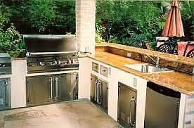 outdoor kitchen sink faucet the best outdoor kitchen sink for your backyard kitchen