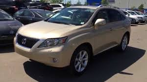 lexus suv models 2010 lexus certified pre owned gold on parchment 2010 rx 350 awd