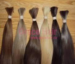 russian hair russian hair bulk highlight color hair 100g bundle silky