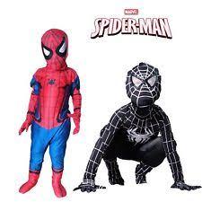 Spiderman Halloween Costumes Kids Kids Venom Costume Ebay