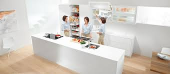 Fittings For All Living Areas By Blum Australia - Blum kitchen cabinets