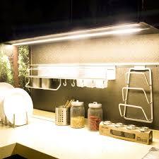 Linkable Under Cabinet Lighting by S U0026g Led Under Cabinet Light Bar T5 Integrated Single Fixture