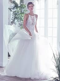 weddings dresses lisette wedding dress maggie sottero