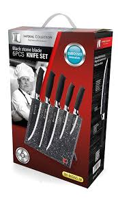 Imperial Kitchen Knives by Amazon Com Imperial Collection Stainless Steel Kitchen Cutlery