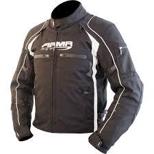 waterproof bike jacket armr moto ukon ce armoured motorcycle waterproof orange sports race