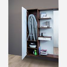 guardaroba ingresso moderno armadio ingresso con specchiera cassetti emporio3