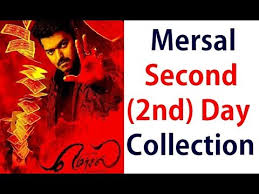 2nd day mersal second 2nd day collection mersal 2nd day collections